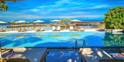 Martius holiday InterContinental pool
